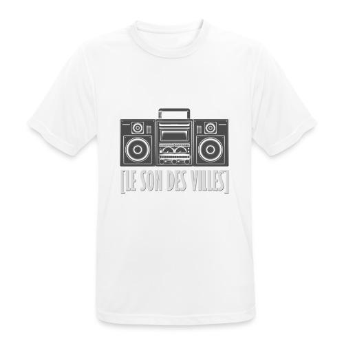 Ghetto blaster by LSDV - T-shirt respirant Homme