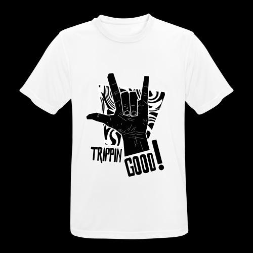 TRIPPIN GOOD 2 - Maglietta da uomo traspirante