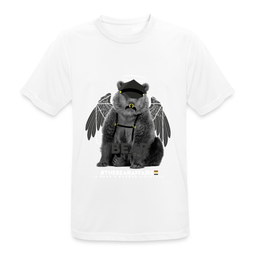 TBA Shirts Male BEARLINE Daddy Bear - Männer T-Shirt atmungsaktiv