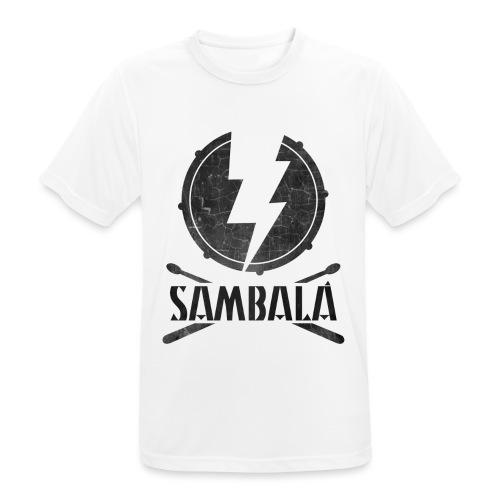Batucada Sambala - Camiseta hombre transpirable