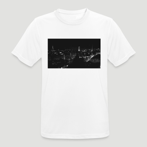 Londres night city - Camiseta hombre transpirable