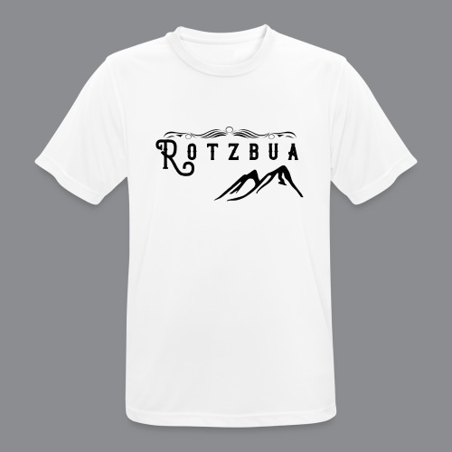 Rotzbua - Männer T-Shirt atmungsaktiv