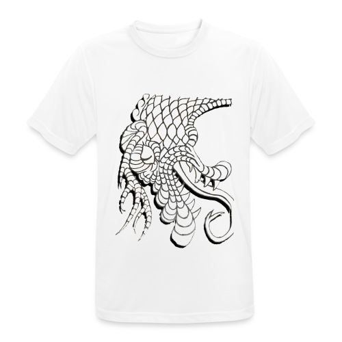 Design Number (6) - Men's Breathable T-Shirt