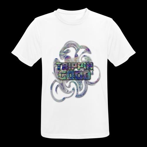 TRIPPIN GOOD 3 - Maglietta da uomo traspirante
