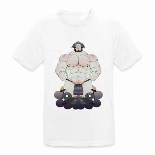 Dark Knight of Bastok - Men's Breathable T-Shirt