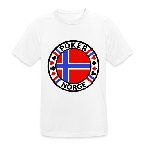 PoKeR NoRGe - Men's Breathable T-Shirt