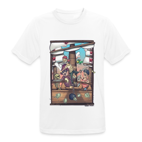 les pirates - T-shirt respirant Homme
