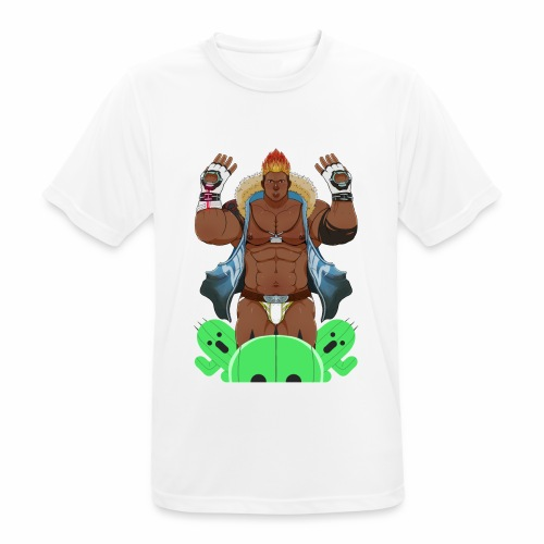 For N.O.R.A. - Men's Breathable T-Shirt