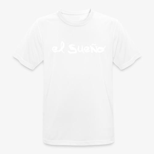 el suegno - Maglietta da uomo traspirante