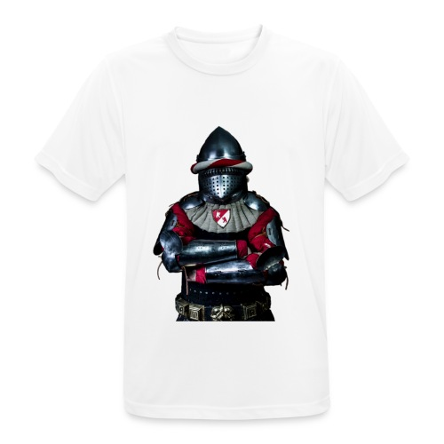 chevalier.png - T-shirt respirant Homme