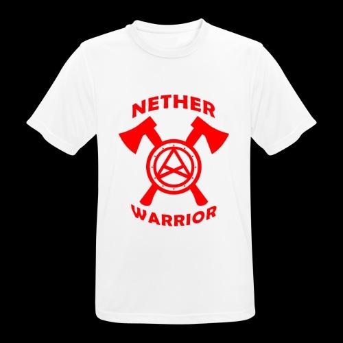 Nether Warrior T-shirt - Maglietta da uomo traspirante
