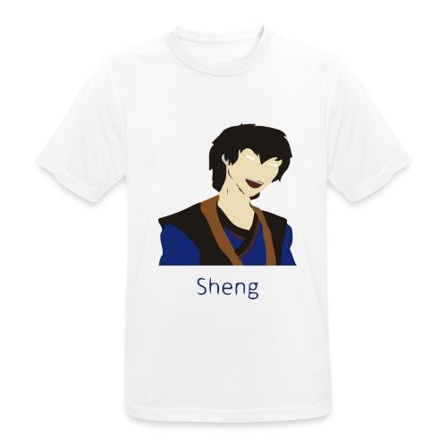 Sheng Canon - Herre T-shirt svedtransporterende