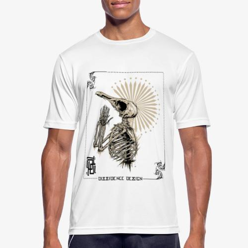 Dark raven - T-shirt respirant Homme