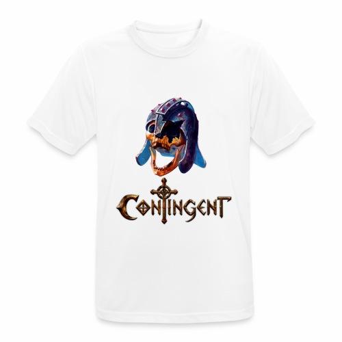 Contignent Logo - Men's Breathable T-Shirt