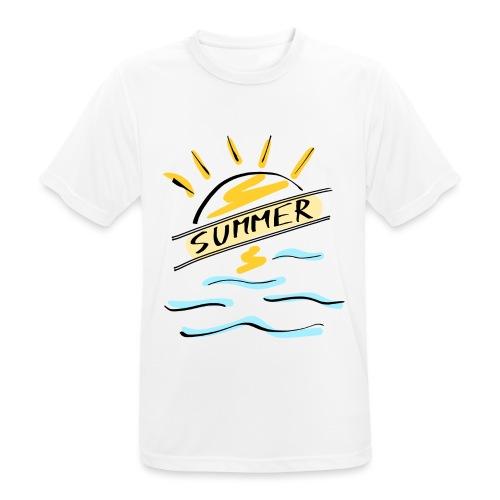 Summer - T-shirt respirant Homme