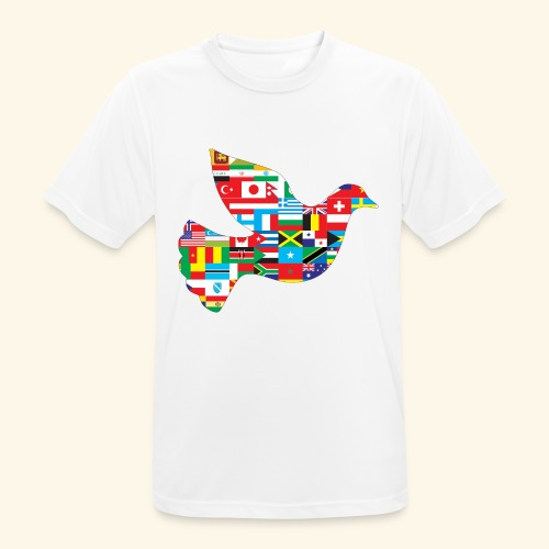 countrys t-shirt - Camiseta hombre transpirable