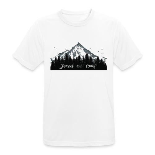 foresta - Maglietta da uomo traspirante