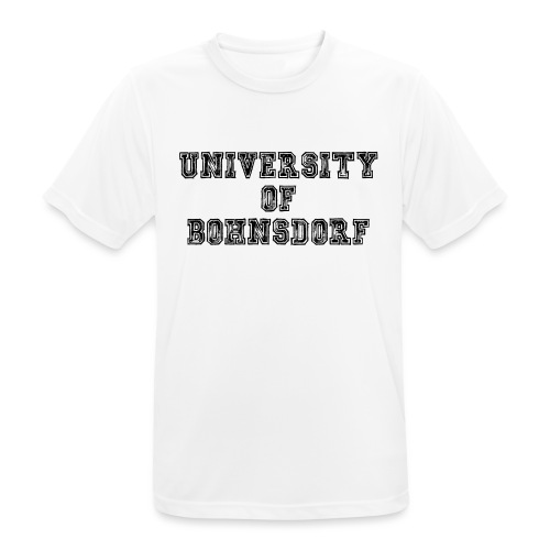 University of Bohnsdorf - Männer T-Shirt atmungsaktiv
