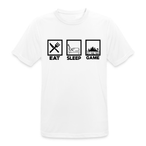 Eat, Sleep, Game - Men's Breathable T-Shirt