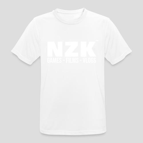 NZK - mannen T-shirt ademend