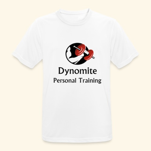 Dynomite Personal Training - Men's Breathable T-Shirt