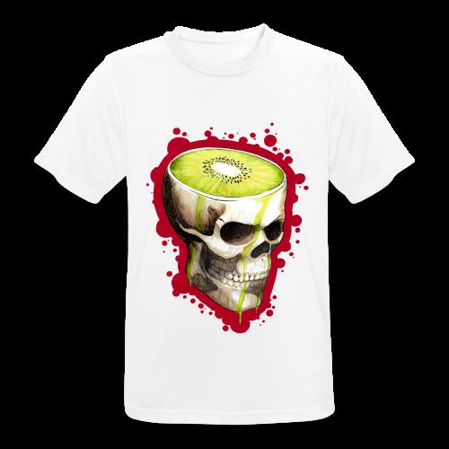 Czacha Kiwi - Koszulka męska oddychająca