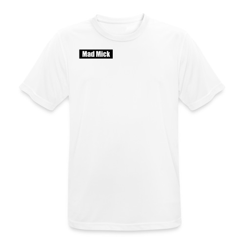 Sports Wear - Men's Breathable T-Shirt