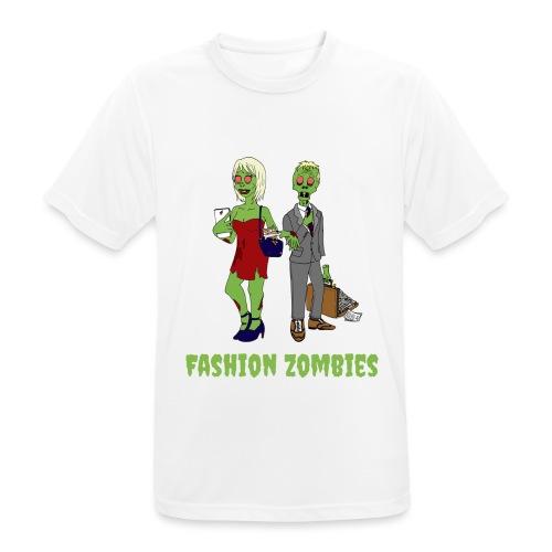 Fashion Zombie - Men's Breathable T-Shirt