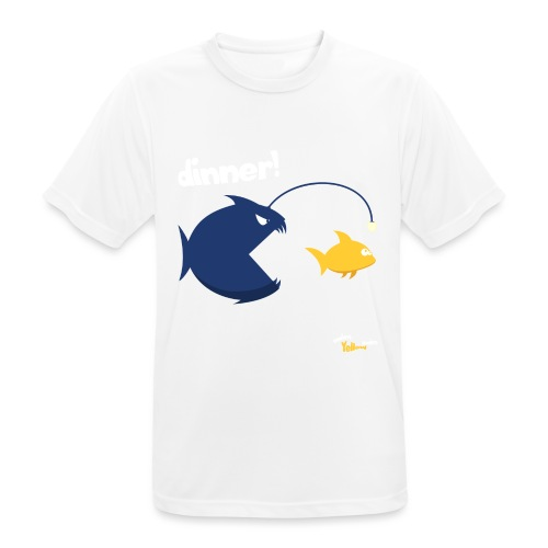 Dinner - Mannen T-shirt ademend actief