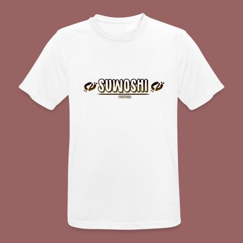 Suwoshi Streetwear - Mannen T-shirt ademend
