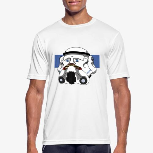 The Look of Concern - Men's Breathable T-Shirt