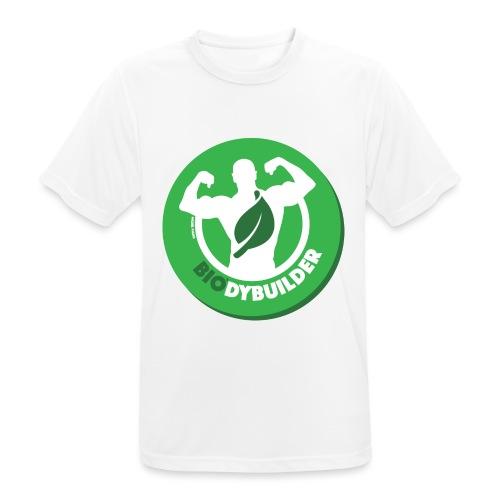 BioDYBUILDER - T-shirt respirant Homme