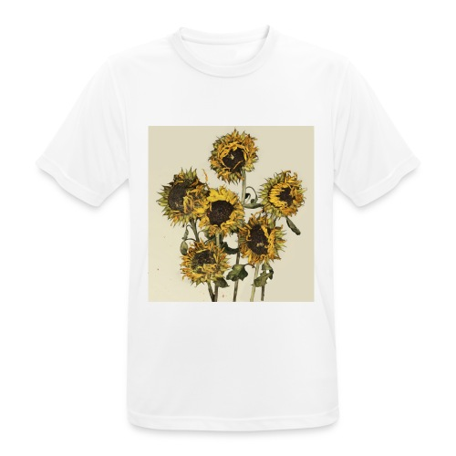 Sunflowers - Men's Breathable T-Shirt