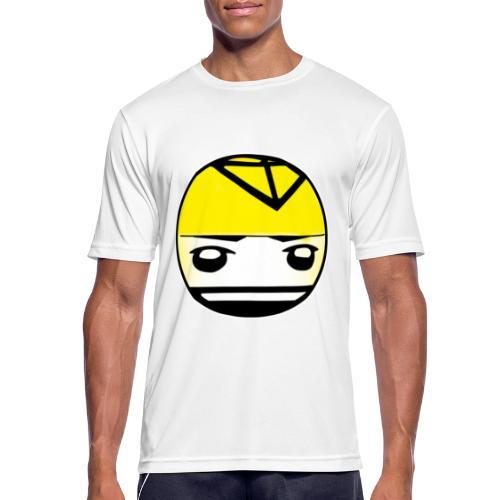 kite Logo T-Shirt - Herre T-shirt svedtransporterende