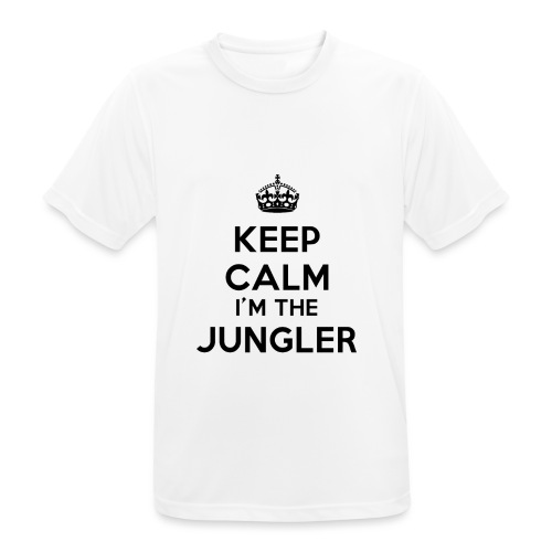 Keep calm I'm the Jungler - T-shirt respirant Homme