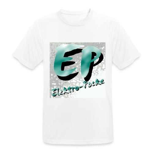 Elektro-Pocke T-Shirt Premium - Männer T-Shirt atmungsaktiv