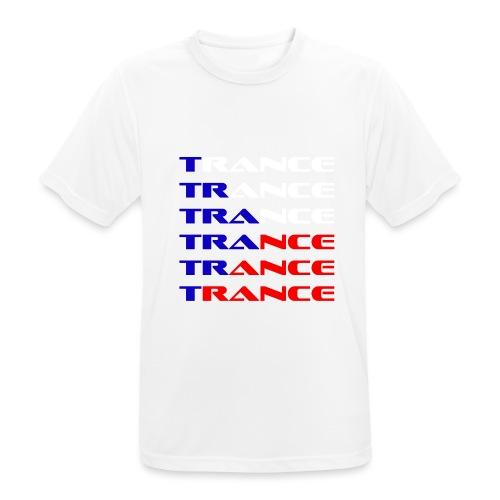 Trance Tjeckien - Andningsaktiv T-shirt herr