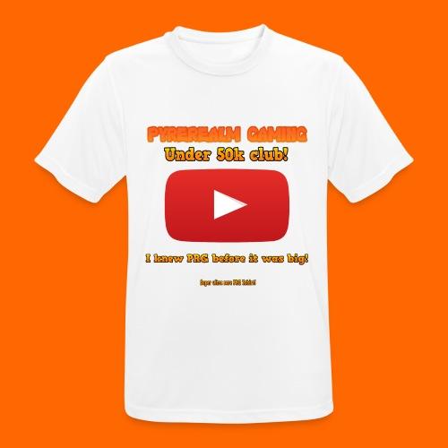 PRG 50k Tshirt - Men's Breathable T-Shirt