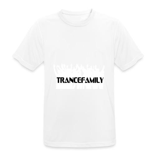 trancefamily - Andningsaktiv T-shirt herr