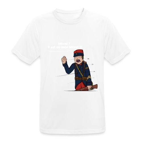 Sgt.Flantier 1914 - T-shirt respirant Homme