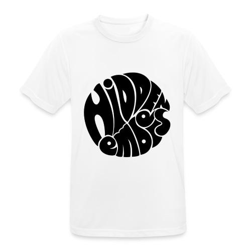 Hidden Embers - Maglietta da uomo traspirante