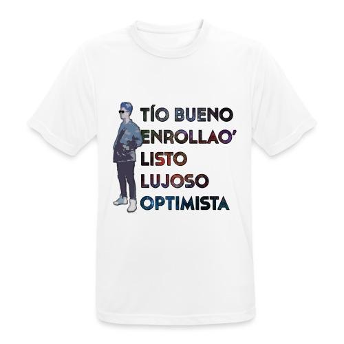Camiseta Tello Cumple - Camiseta hombre transpirable