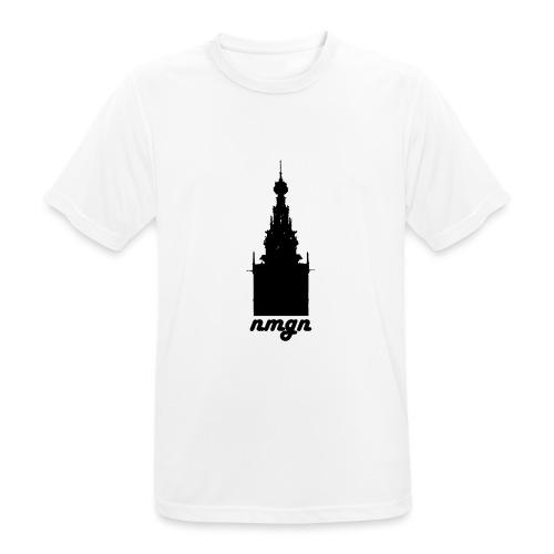 NMGN - Mannen T-shirt ademend actief