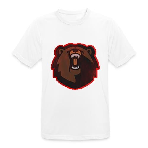 T-shirt - FlaxiZ - Herre T-shirt svedtransporterende
