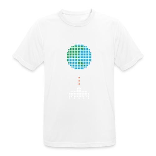 Earth Invaders - Männer T-Shirt atmungsaktiv
