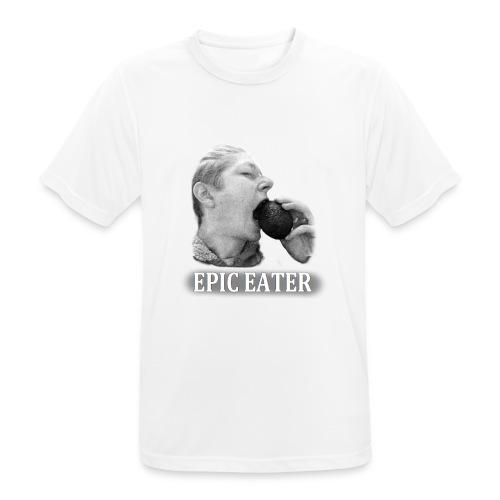 EPIC EATER - Andningsaktiv T-shirt herr