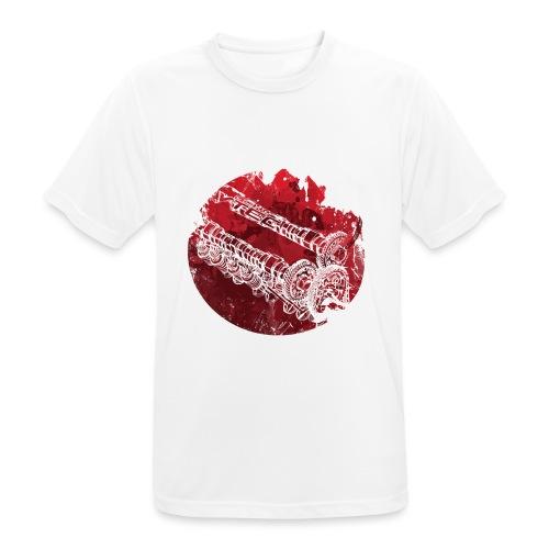 Bloody Vtec - Maglietta da uomo traspirante