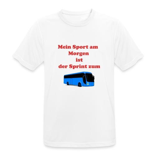Faultier - Männer T-Shirt atmungsaktiv
