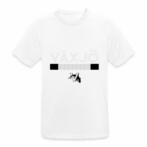 Men's Växjö Killer Whale Legendary Staff - Andningsaktiv T-shirt herr