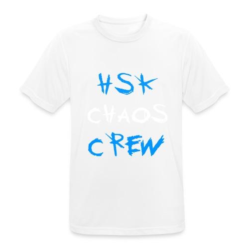 HSK CHAOS CREW - Männer T-Shirt atmungsaktiv
